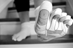 feet blisters