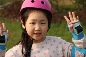 child safety gear