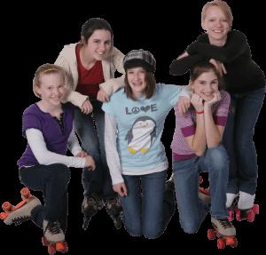 Five Teen Girls 4